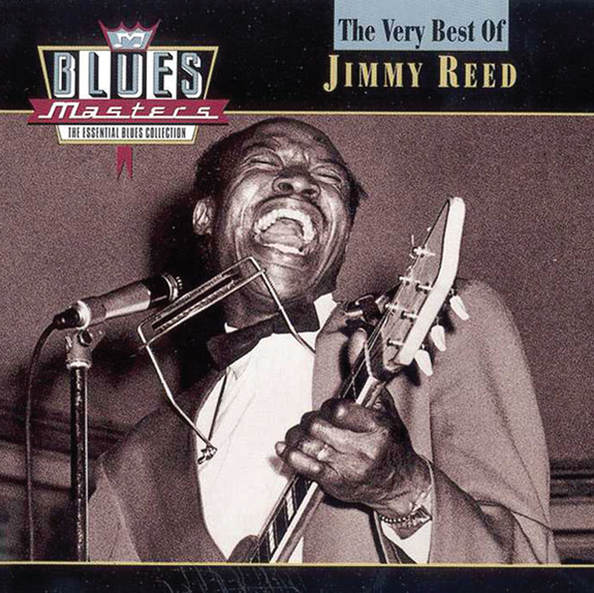 jimmy reed blues masters