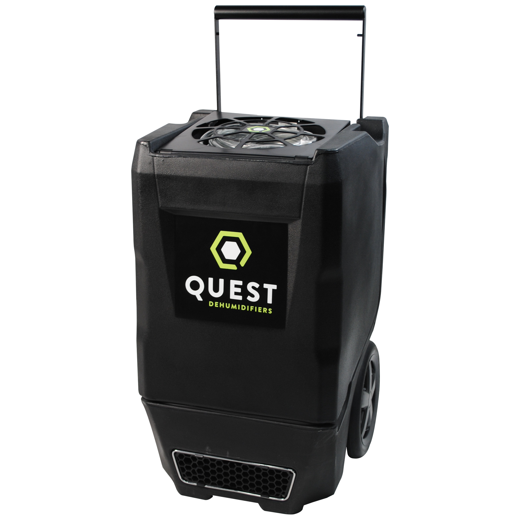 The Quest 114 Dehumidifier under review by Hydromag