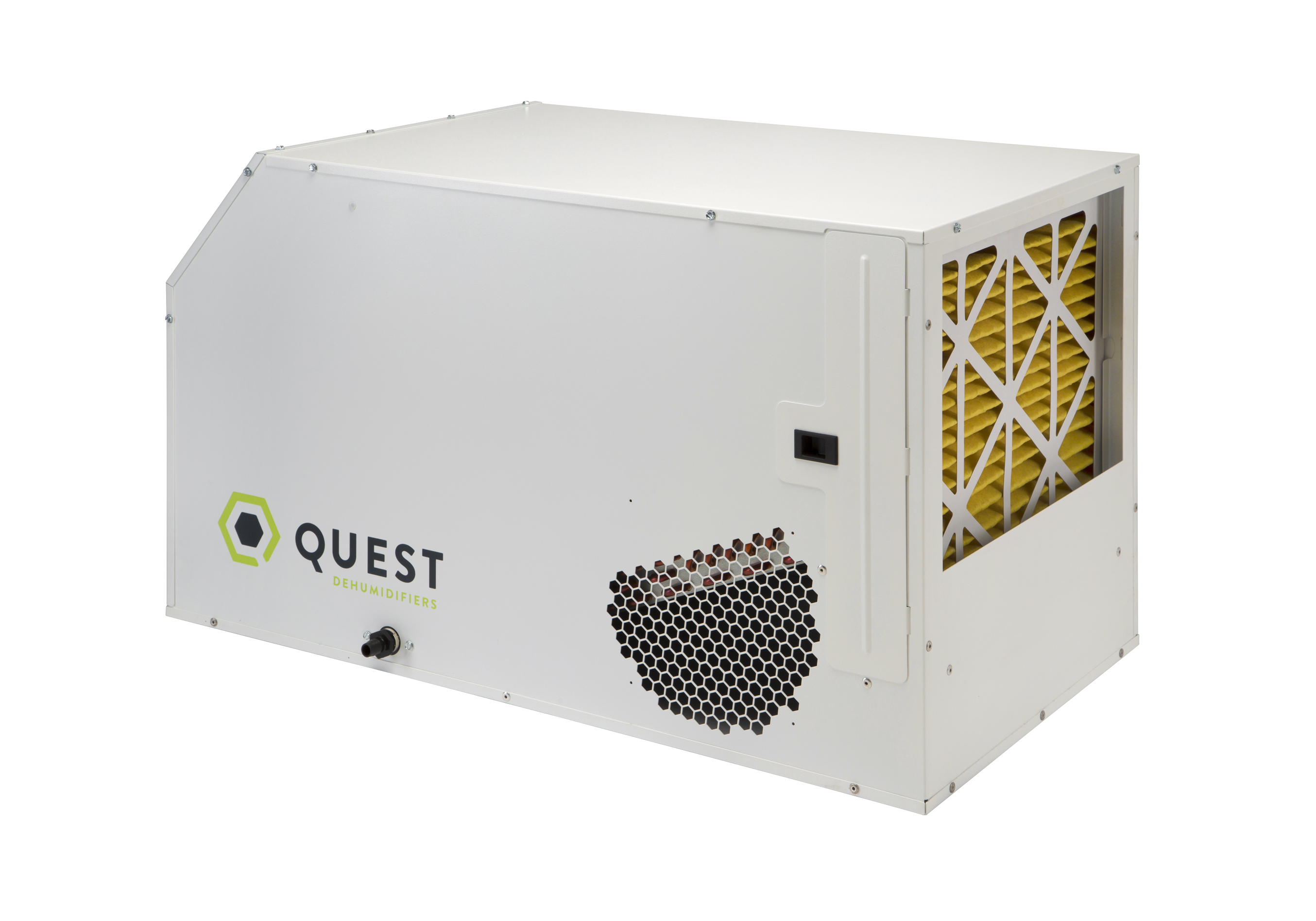 The Quest 115 Dehumidifier under review by Hydromag