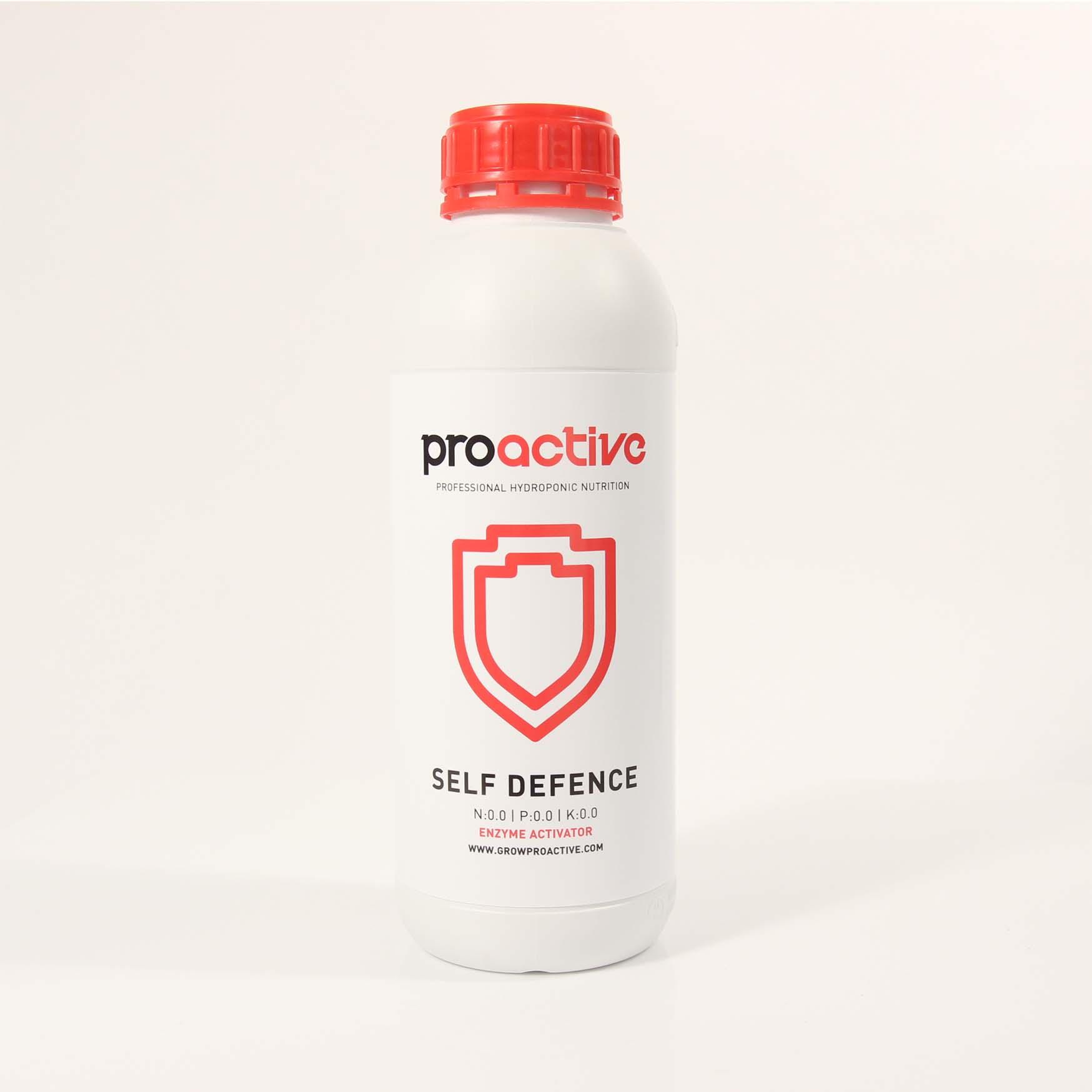 Jeff Winterborne's Proactive Hydroponics Self Defense Additive