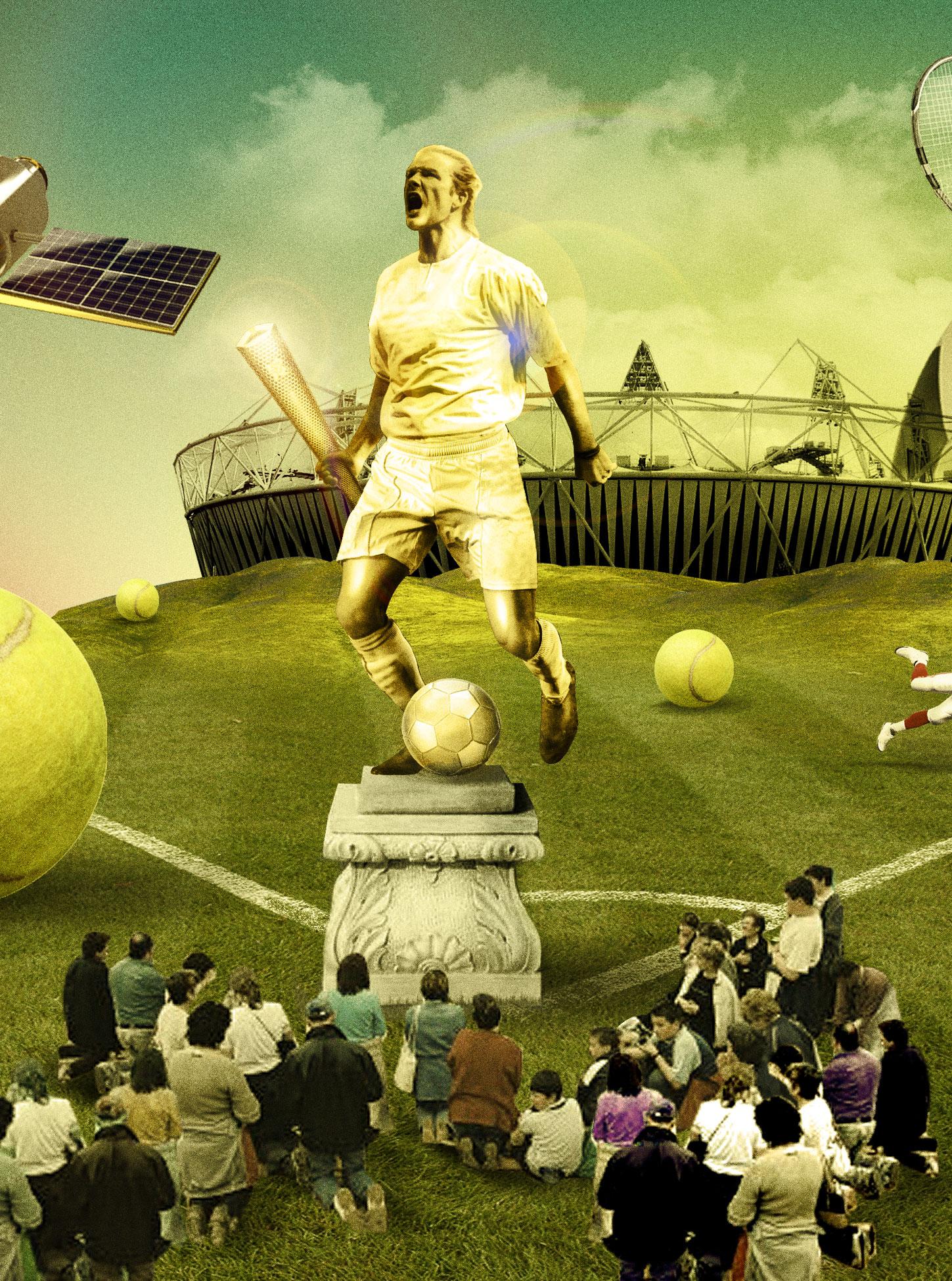 be a sport football