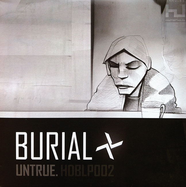 burial untrue hyperdub