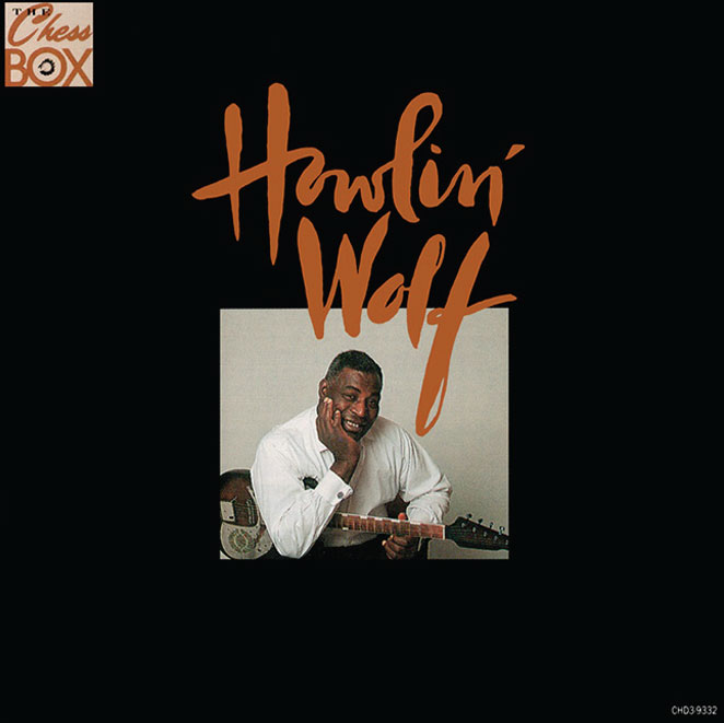 howlin wolf the chess box